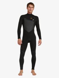4/3mm Highline Plus - Chest Zip Wetsuit for Men  EQYW103059
