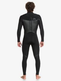4/3mm Syncro Plus - Back Zip Wetsuit for Men  EQYW103081