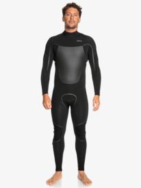 4/3mm Marathon Sessions - Back Zip Wetsuit for Men  EQYW103118