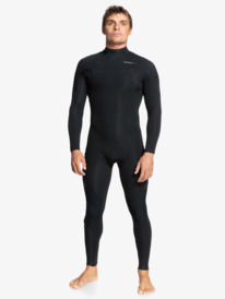 3/2mm Everyday Sessions - Back Zip Wetsuit for Men  EQYW103124