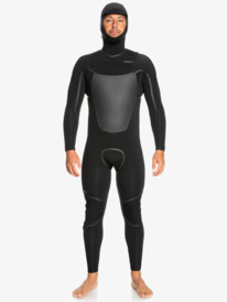 5/4/3mm Marathon Sessions - Chest Zip Wetsuit for Men  EQYW203020