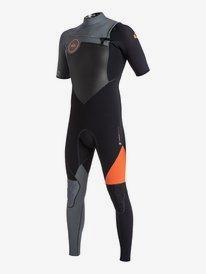 Highline Performance 2/2mm - Chest Zip Short Sleeve Full Wetsuit  EQYW303002