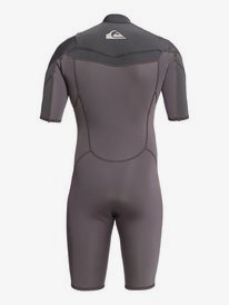 2/2mm Syncro - Chest Zip Short Sleeve Springsuit for Men  EQYW503023