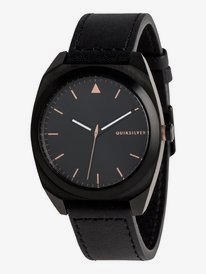 The PM Leather - Analogue Watch for Men  EQYWA03031