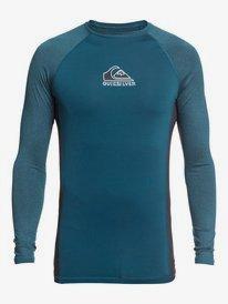 Backwash - Long Sleeve UPF 50 Rash Vest  EQYWR03243