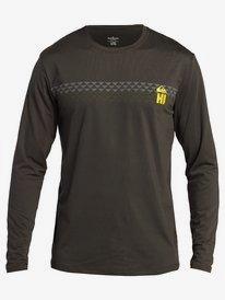 Hawaii Seasons - Long Sleeve UPF 50 Surf T-Shirt for Men  EQYWR03252