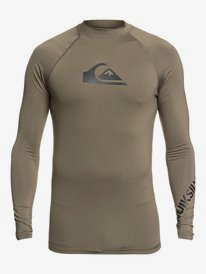 All Time - Long Sleeve UPF 50 Rash Vest for Men  EQYWR03257