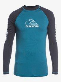 On Tour - Long Sleeve UPF 50 Rash Vest for Men  EQYWR03259