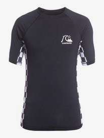 Check This - Short Sleeve UPF 50 Rash Vest for Men  EQYWR03272