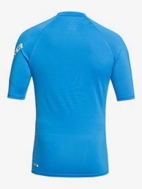 All Time - Short Sleeve UPF 50 Rash Vest for Men  EQYWR03276