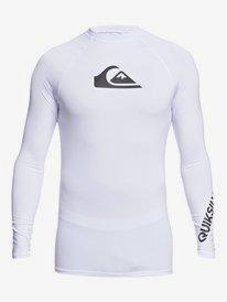 All Time - Long Sleeve UPF 50 Rash Vest for Men  EQYWR03277