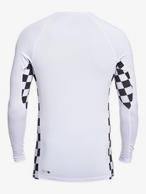 Check This - Long Sleeve UPF 50 Rash Vest for Men  EQYWR03288