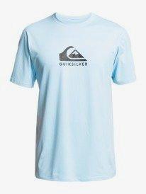 Solid Streak - Short Sleeve UPF 50 Surf T-Shirt for Men  EQYWR03313