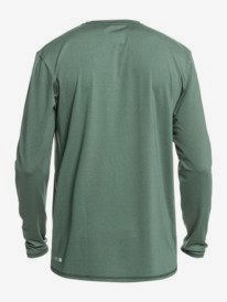Heritage Heather - Long Sleeve UPF 50 Surf T-Shirt for Men  EQYWR03319