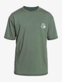Heritage Heather - Short Sleeve UPF 50 Surf T-Shirt for Men  EQYWR03321