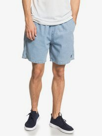 "Heritage 18"" - Elasticated Shorts for Men  EQYWS03644"