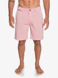 "Union Oxford 20"" - Amphibian Board Shorts for Men  EQYWS03660"