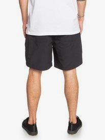 Alston - Elasticated Shorts for Men  EQYWS03694