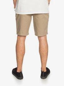 "Everyday Union Stretch 20"" - Chino Pocket Shorts for Men  EQYWS03698"