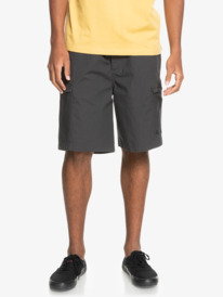 "Bon Weekend 20"" - Cargo Shorts for Men  EQYWS03712"