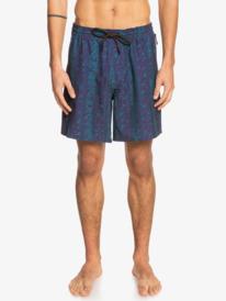 "High Point Motion 17"" - Hybrid Board Shorts for Men  EQYWS03743"