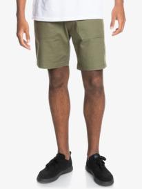 Fatigue Stretch - Elasticated Shorts for Men  EQYWS03752