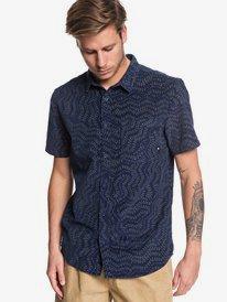 Botanic Bats - Short Sleeve Shirt for Men  EQYWT03870