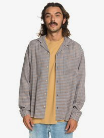 Originals - Long Sleeve Camp Shirt for Men  EQYWT03977