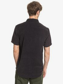 Botanic Bats - Short Sleeve Corduroy Shirt  EQYWT04004