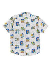 Island Pulse - Short Sleeve Shirt for Men  EQYWT04153