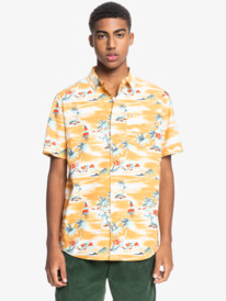 Island Hopper - Short Sleeve Shirt for Men  EQYWT04205