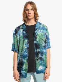 Tie Dye - Short Sleeve Shirt for Men  EQYWT04243