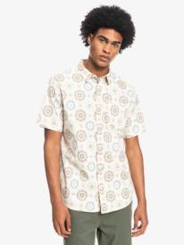Sun Spot Stretch - Short Sleeve Shirt for Men  EQYWT04267
