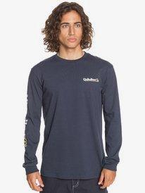 Check Yo Self - Long Sleeve T-Shirt for Men  EQYZT06067