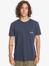 Sub Mission - Pocket T-Shirt for Men  EQYZT06109
