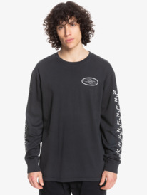 Originals Check Out - Organic Long Sleeve T-Shirt for Men  EQYZT06309