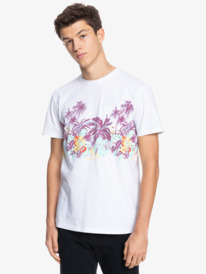 Mystic Sunset - Short Sleeve Pocket T-Shirt for Men  EQYZT06340