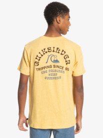 Foreign Tides - Organic T-Shirt for Men  EQYZT06362