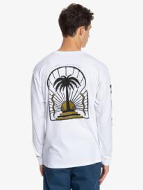 Desert Snake - Organic Long Sleeve T-Shirt for Men  EQYZT06371