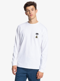 Desert Snake - Organic Long Sleeve T-Shirt for Men  EQYZT06371