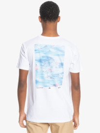 Quik Poster - Organic Pocket T-Shirt for Men  EQYZT06425
