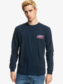 Return To The Moon - Long Sleeve T-Shirt for Men  EQYZT06552
