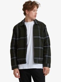 Bass - Sherpa Lined Jacket for Men  UQYJK03013