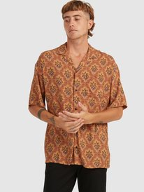 Vintage Trip - Short Sleeve Shirt for Men  UQYWT03047