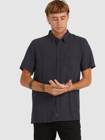 Stitch Waves - Short Sleeve Shirt for Men  UQYWT03050