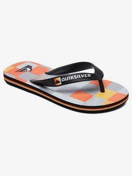 Molokai Resin Check - Flip-Flops for Boys  AQBL100281