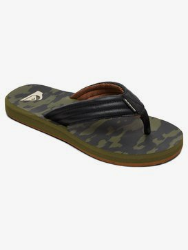 Carver Print - Sandals for Boys 8-16  AQBL100428