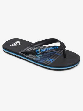 Molokai Word Block - Flip-Flops for Boys  AQBL100505