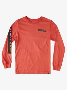 Coastal Phenomena - Long Sleeve T-Shirt for Boys 8-16  AQBZT03852