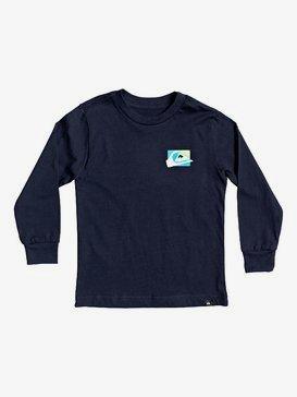Neon Colors - Long Sleeve T-Shirt for Boys 2-7  AQKZT03603